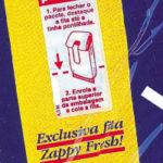 ZAPPYfresh Etiqueta que permite a los consumidores seguir utilizando los envoltorios, al abrir y cerrar cuantas veces sea necesario.